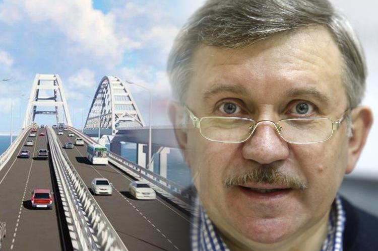 Киевский эксперт дал 36 часов на уничтожение Керченского моста