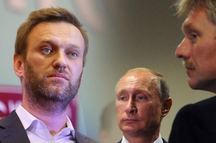 В Кремле заявили, что будут рады возвращению Навального