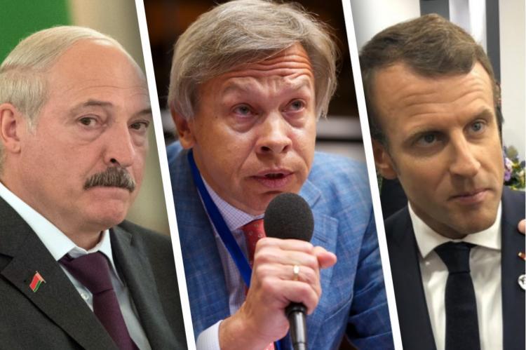 Пушков: у Лукашенко остался один вектор - Союзное государство