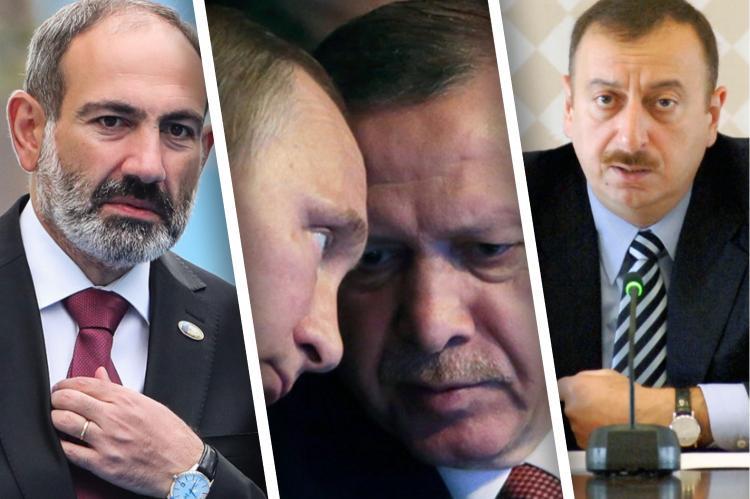 Армения может потерять Нагорный Карабах