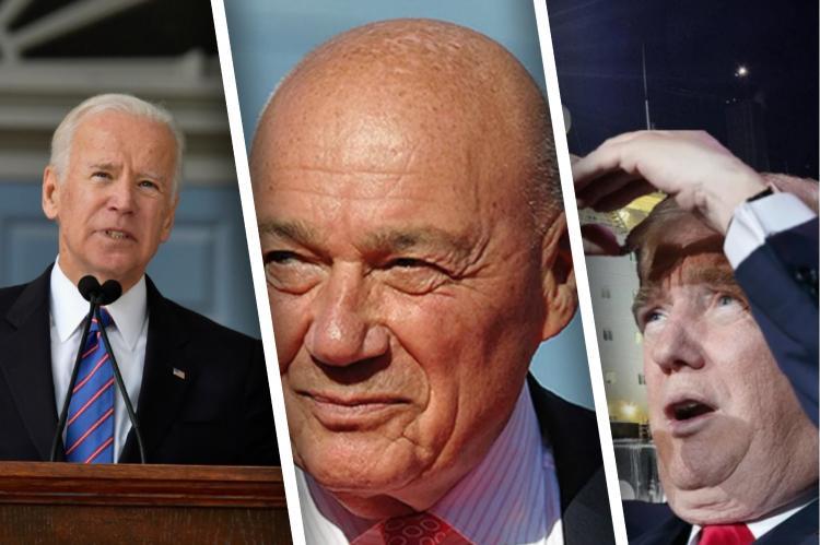 Познер пожалел американцев посмотрев дебаты Байдена и Трампа