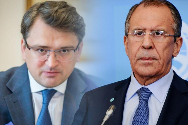 На Украине заявили о готовности к диалогу с Лавровым