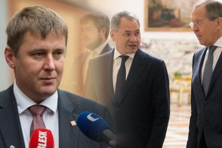 МИД Чехии направил России ноту с предложением нормализовать отношения