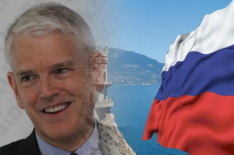 Американские дипломаты увидели в коронавирусе возможность вернуть Крым Украине
