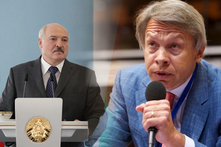 Пушков объяснил причину вероятного поражения Лукашенко
