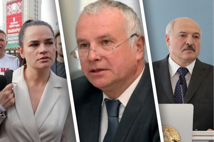 Тихановская не станет президентом Белоруссии, заявил политолог