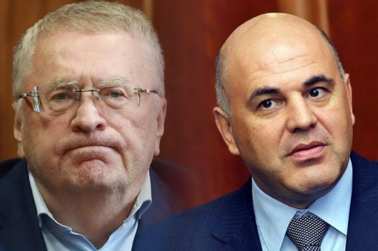 Жириновский предложил вдвое сократить число чиновников и депутатов
