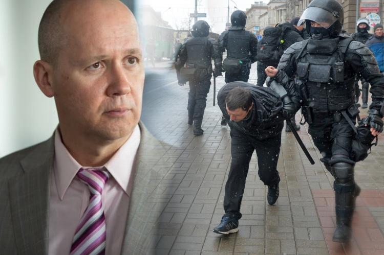 Цепкало назвал способ лишить белорусских правоохранителей зарплаты