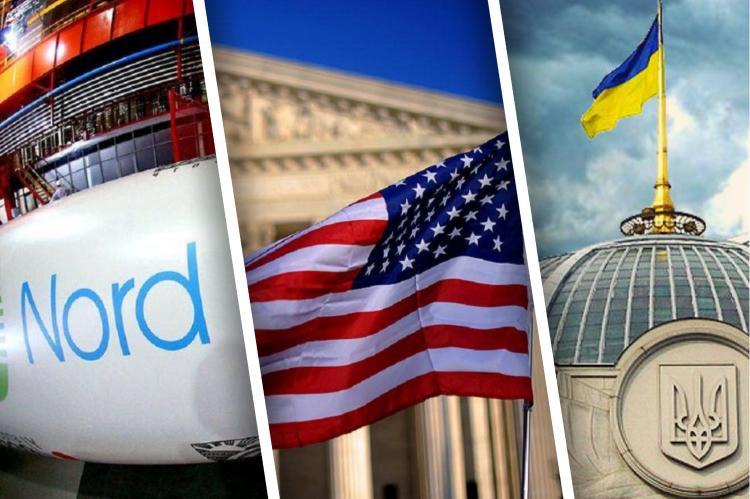 В Раде назвали главный риск для Киева при остановке «Северного потока-2»