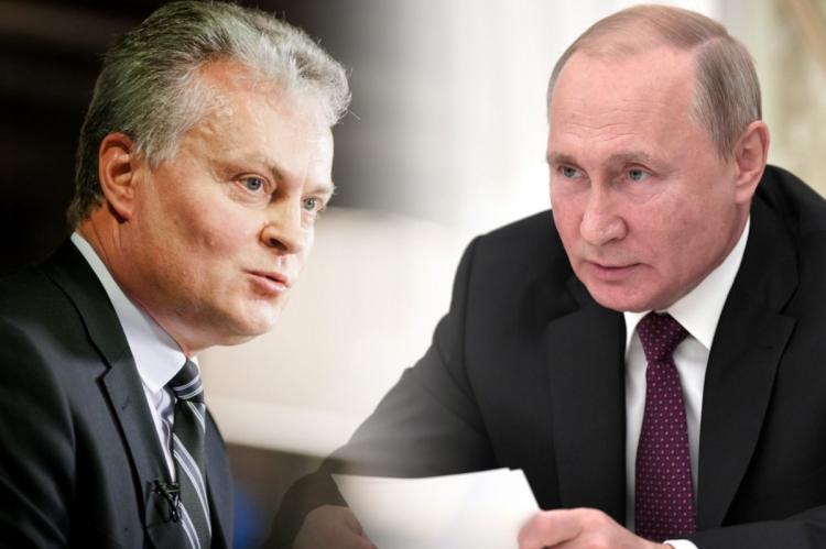 Президент Литвы выступил за диалог с Россией вместо «бряцания оружием»