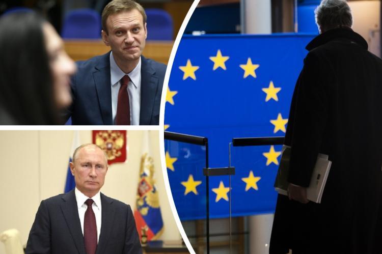 Санкции против России из-за дела Навального неизбежны