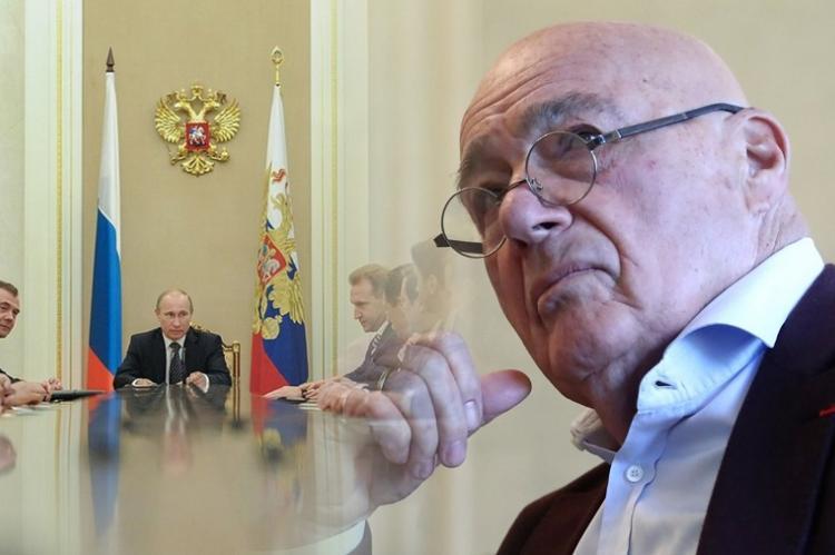 Познер объяснил, почему Россия тратит меньше других стран на поддержку