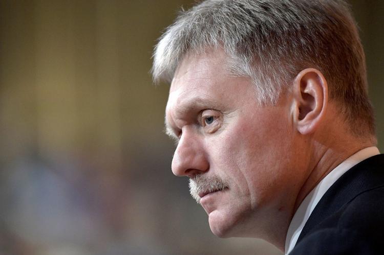 Дмитрий Песков, Кремль
