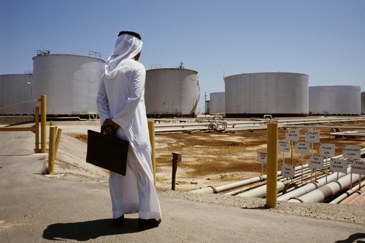 Нефтяные хранилища