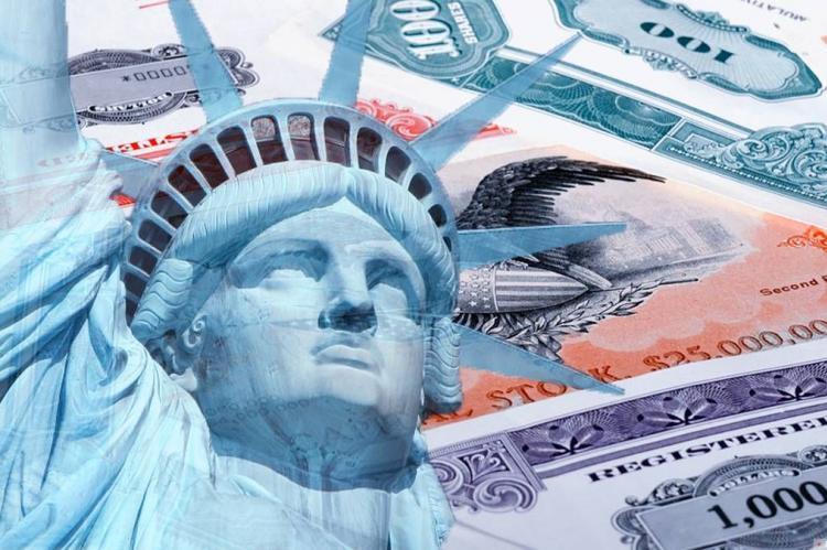 Американские облигации трежерис
