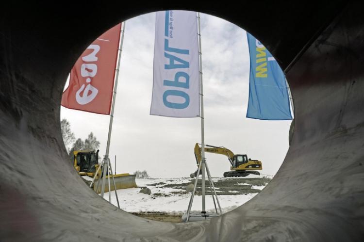 Суд ЕС поддержал требование Польши ограничить мощность газопровода OPAL на 50%