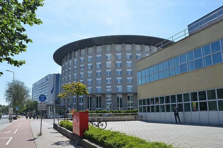 Здание ОЗХО в Гааге
