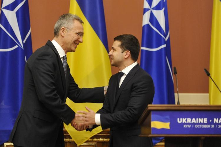 Украина получила статус партнера расширенных возможностей НАТО