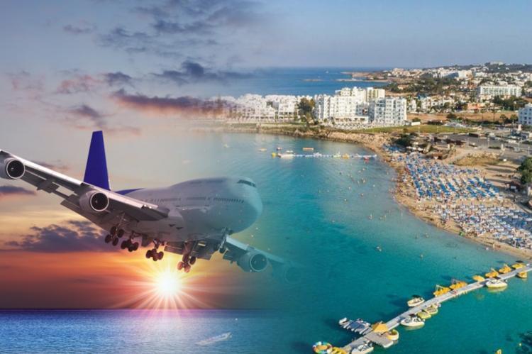 Кипр, авиаперелеты