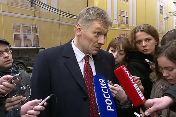 Кремль знает, как лучше ответить на санкции США к «Северному потоку — 2»