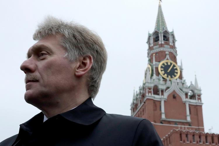 Песков заявил, что Россия не собирается терпеть хамство Запада