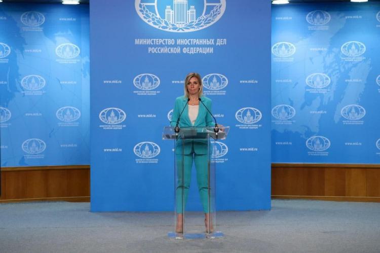 Захарова прокомментировала готовность США ударить по ИГ*