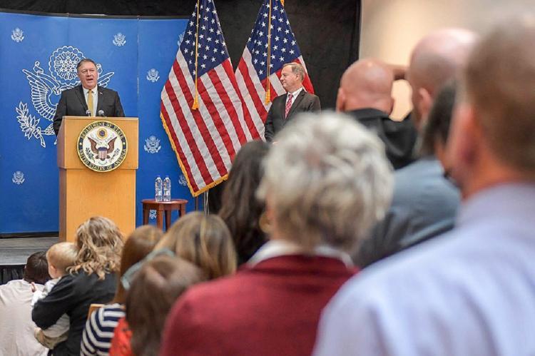Госдеп призвал американцев немедленно бежать из Ирака