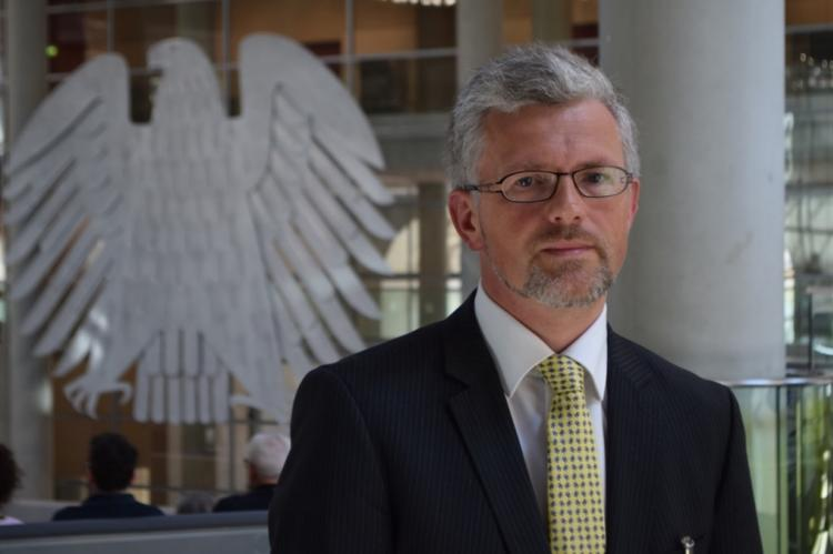 посол Украины в ФРГ Андрей Мельник