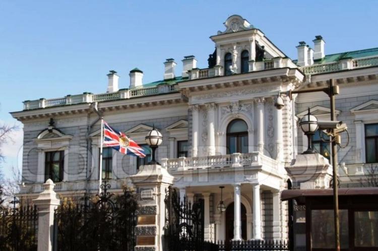 Британское посольство считает непродление визы журналистки Би-би-си в РФ необоснованным