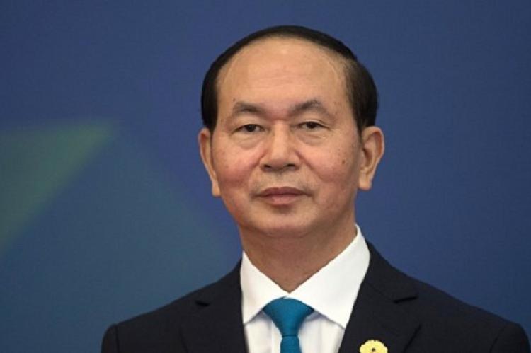 Президент Вьетнама Чан Дай Куанг