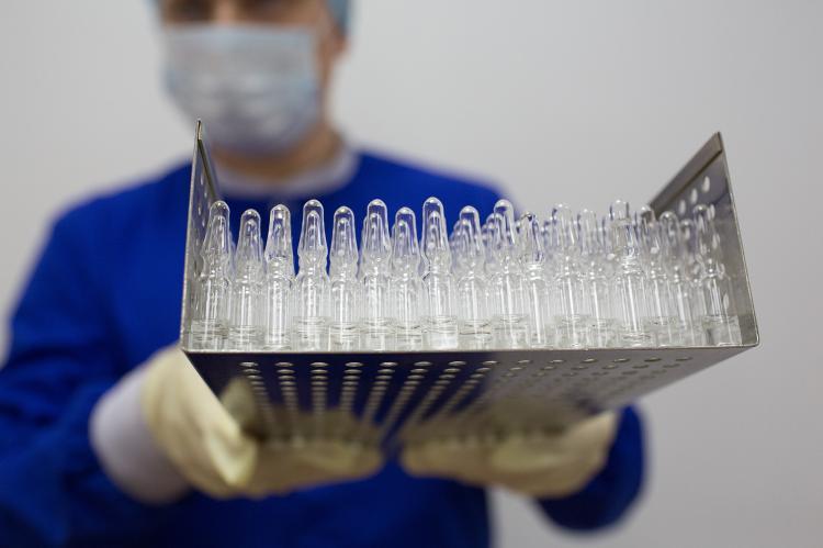 Производство вакцин