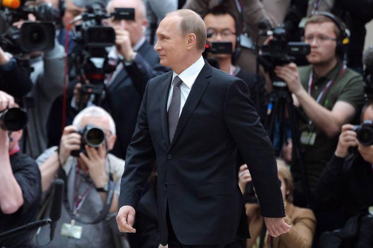 Колумнист Forbes охладил пыл аналитиков, предсказывающих скорый уход Путина