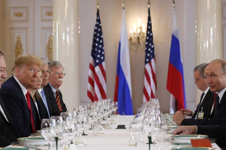 Подробности встречи Путина и Трампа в Хельсинки