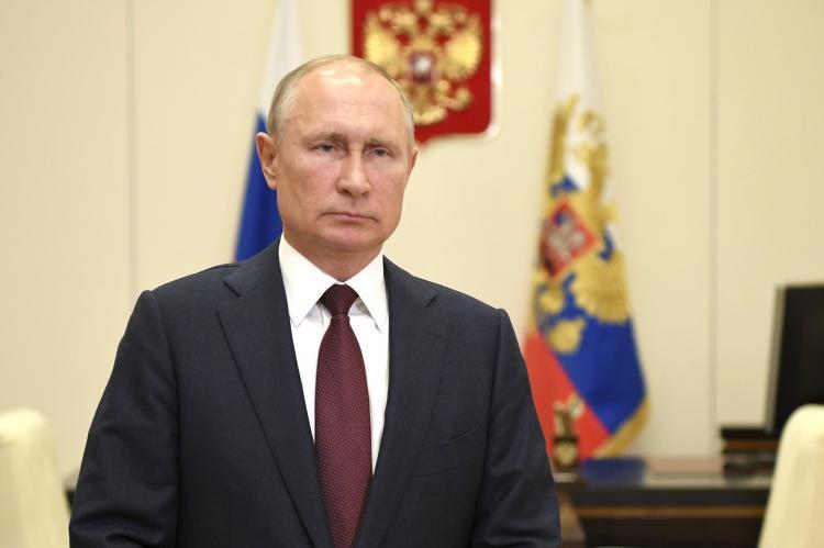 Путин прокомментировал события в США