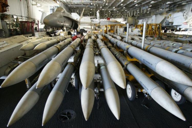 Ракеты малой и средней дальности