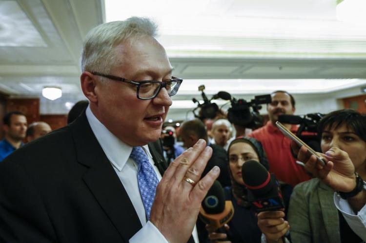 Россия обвинила НАТО в нарушении договора о ядерном оружии