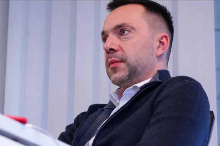 Советник главы офиса президента Украины, пресс-секретарь делегации страны в трехсторонней контактной группе Алексей Арестович