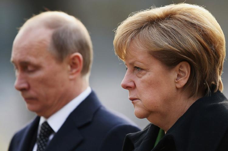 Политолог Бышок: Россия обижена на Германию из-за дела Навального