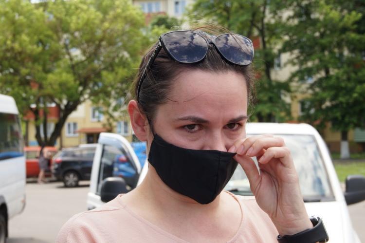 Тихановская отреагировала на сообщение о ее розыске в РФ