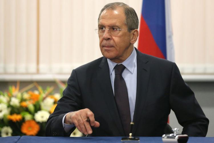 МИД России, Сергей Лавров