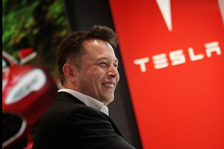 Глава Tesla Илон Маск