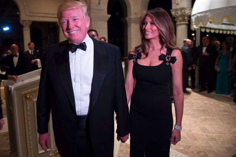 Дональд Трамп устроил роскошную вечеринку для