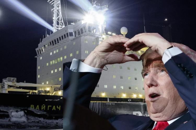 Трамп заявил о разработке самого крупного ледокола в мире