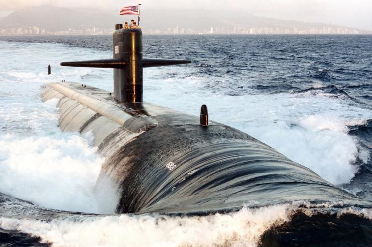 Атомная подлодка США успешно выполнила задание в Баренцевом море, прикрываясь провалом НАТО