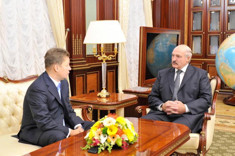 «Газпром» планирует в ближайшее время прекратить подачу газа в Белоруссию