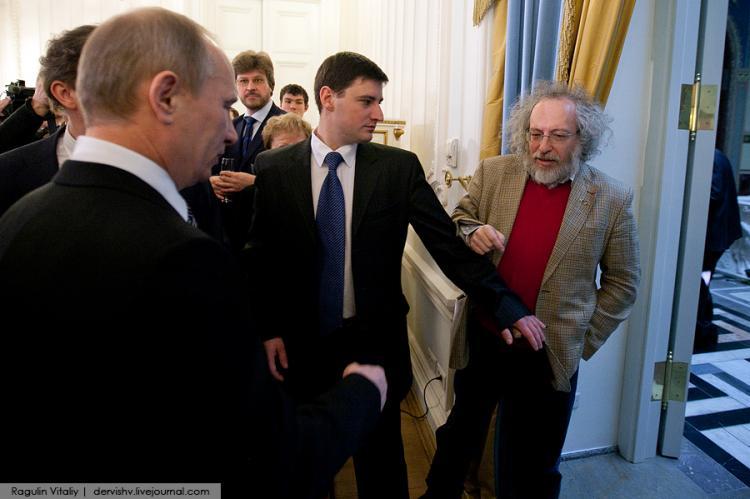 Венедиктов назвал имена вероятных преемников Владимира Путина