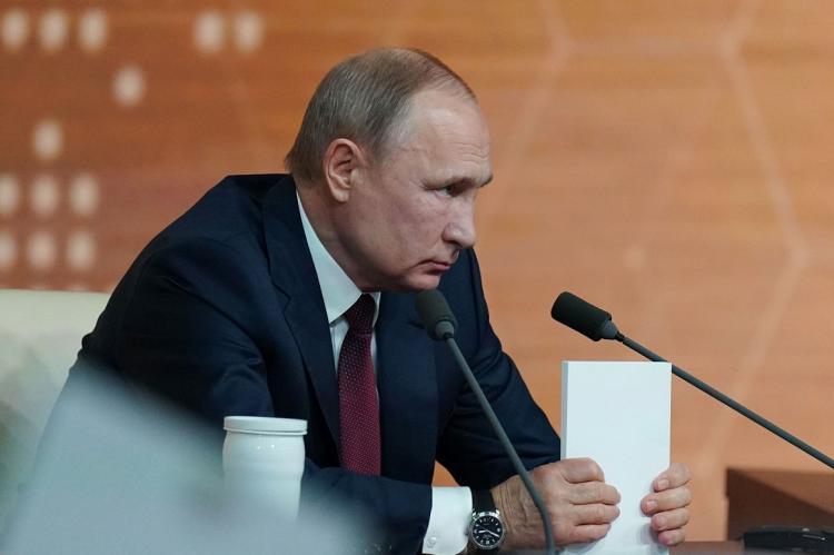 Запад опасается возможностей Путина