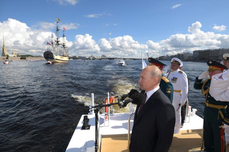 Российский флот произвел впечатление на Великобританию