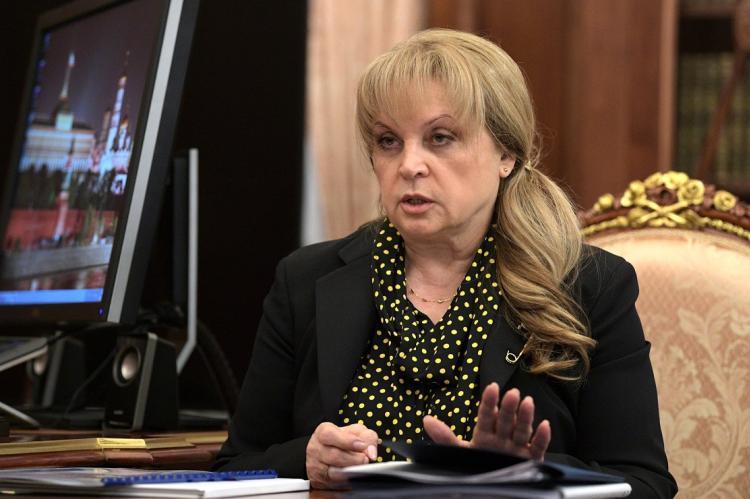 Памфилова объяснила отказ ОБСЕ приезжать на выборы в Россию