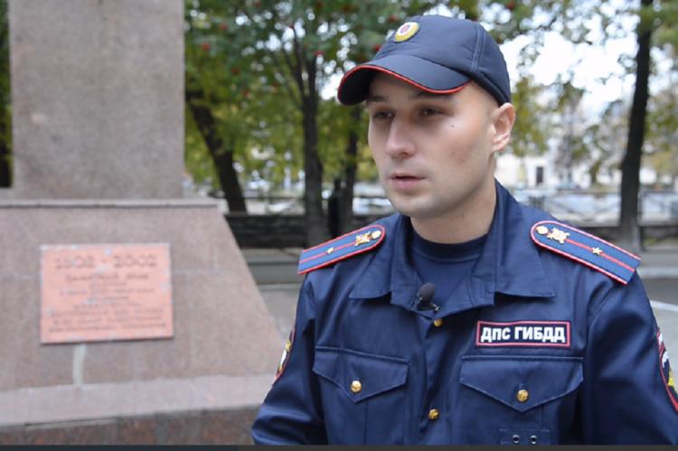 Константин Калинин обезвредил пермского стрелка